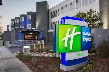 山景城南帕洛阿爾托智選假日飯店 Holiday Inn Express Mountain View - S Palo Alto