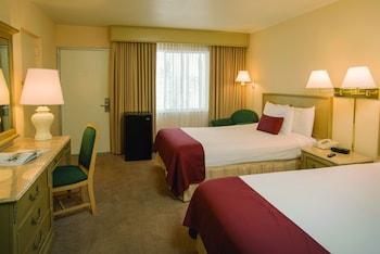 Standard Room, 2 Double Beds, Poolside