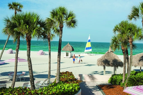 . Sandcastle Resort at Lido Beach