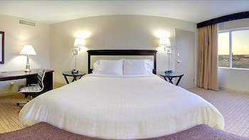 Club Suite, 1 King Bed with Sofa bed