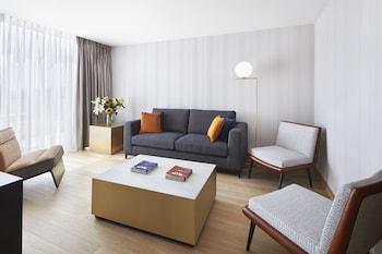 Grand Suite, 1 Queen Bed