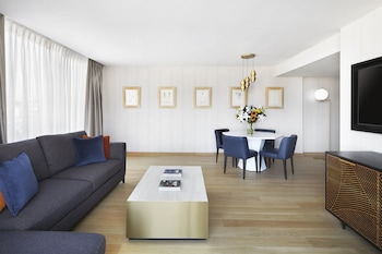 Grand Suite, 1 King Bed, Terrace (Executive)
