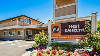 Hotel - Best Western Sonoma Valley Inn & Krug Event Center