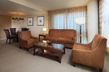 Junior Suite, 1 King Bed, Corner