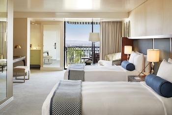 Vista Double Suite, Accessible