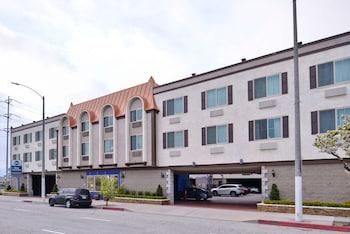 貝斯特韋斯特機場廣場飯店 - 洛杉磯 LAX 機場飯店 Best Western Airport Plaza Inn - Los Angeles LAX Hotel