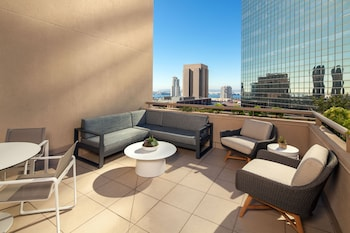 Junior Suite, 2 Queen Beds, Balcony, City View