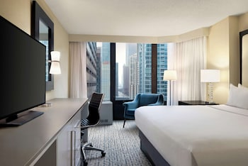 King, Room, 1 King Bed, City View