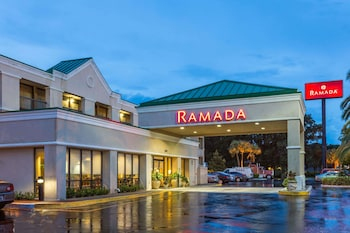 Exterior at Ramada by Wyndham Altamonte Springs in Altamonte Springs