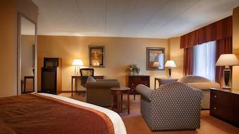Standard Room, 2 Queen Beds, Non Smoking, Refrigerator & Microwave (Pet Friendly)