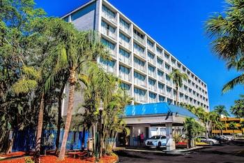 邁阿密 I-95 羅德威飯店 Rodeway Inn Miami I-95