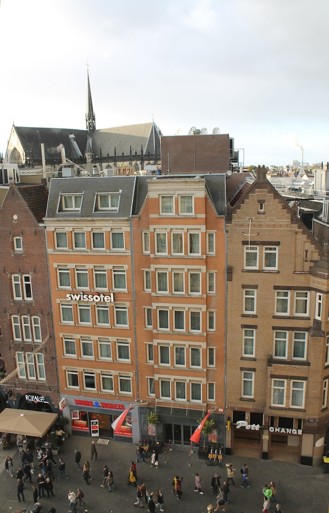 Swissotel Amsterdam Luxury Hotel In Amsterdam Swissôtel