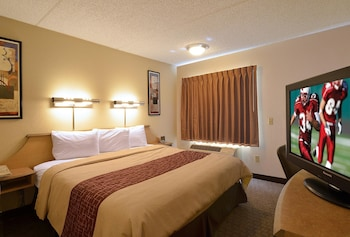 Deluxe Room, 1 King Bed (Smoke Free)