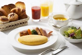 ROYAL PARK HOTEL TOKYO NIHONBASHI Breakfast Meal