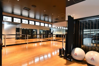 ROYAL PARK HOTEL TOKYO NIHONBASHI Gym