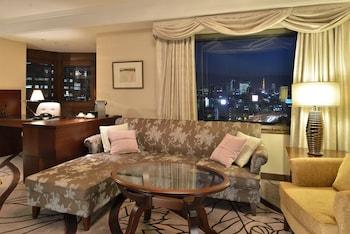 ROYAL PARK HOTEL TOKYO NIHONBASHI Living Room
