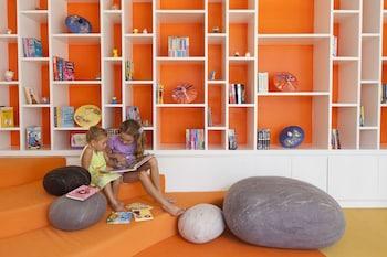 お子様用スペース