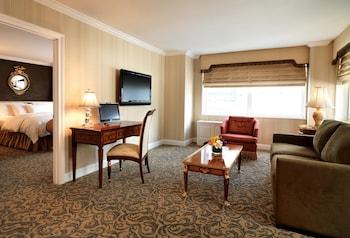 Luxury Suite, 1 Bedroom