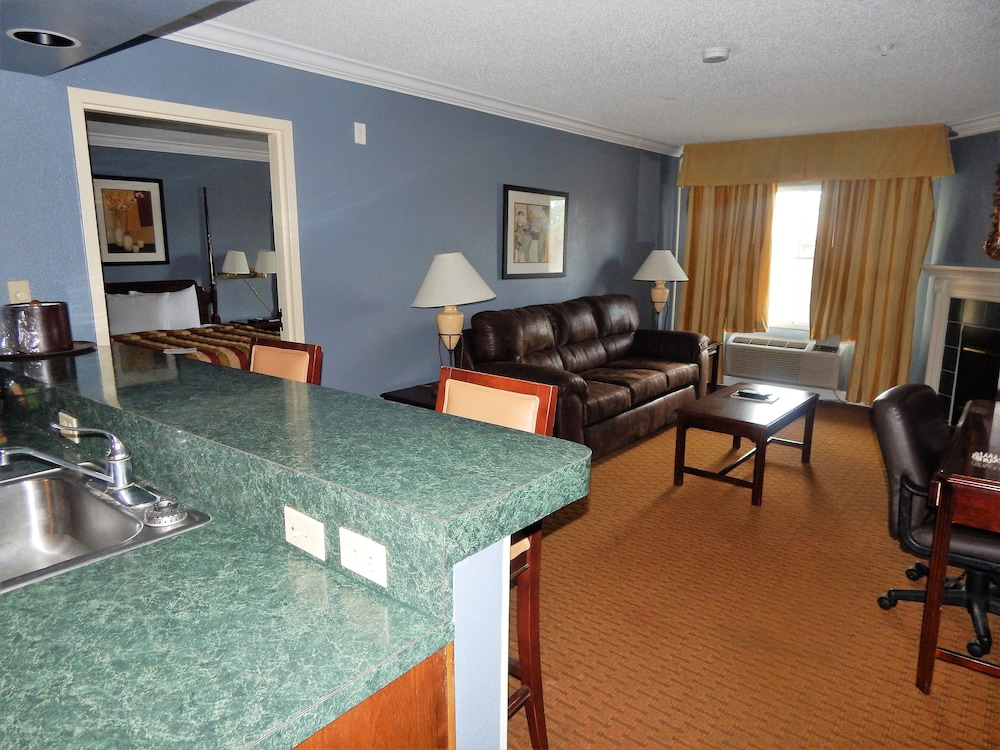 Suite : Studio Suite, 1 King Bed, Kitchenette 3 of 65