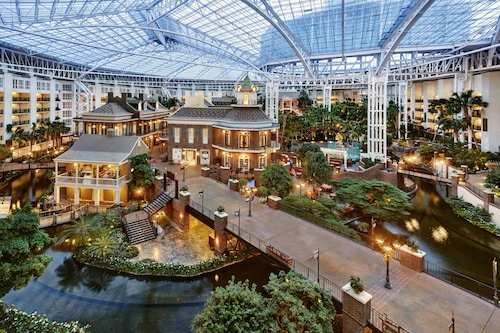 . Gaylord Opryland Resort & Convention Center
