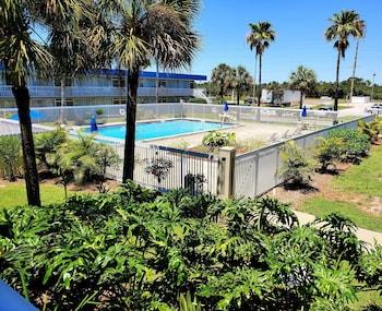 泰特斯維爾甘迺迪航太中心溫德姆戴斯飯店 Days Inn by Wyndham Titusville Kennedy Space Center