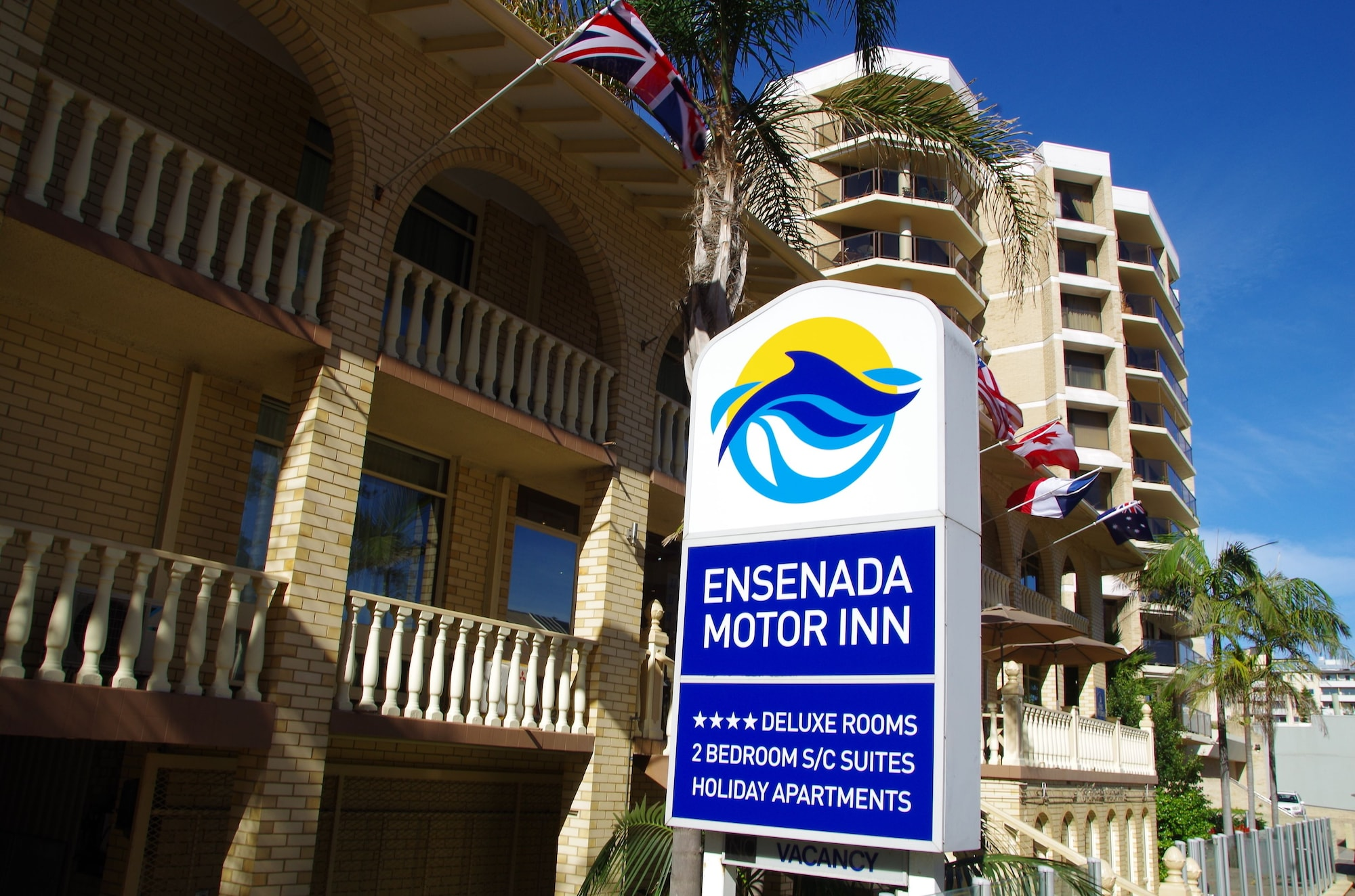 Ensenada Motor Inn and Suites, Holdfast Bay - North