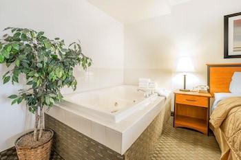 Guestroom at Quality Inn Boulder City in Boulder City