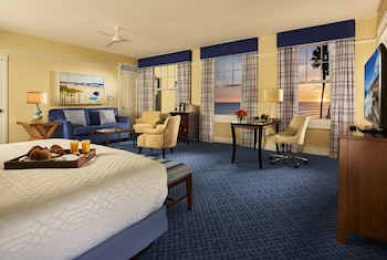 Superior Room, 1 King Bed with Sofa bed, Ocean View