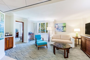 Suite, 1 King Bed, Tower (Bonaire)