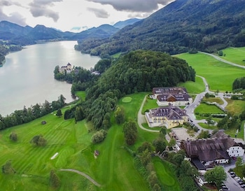 Sheraton Fuschlsee-Salzburg, Hotel Jagdhof - Aerial View  - #0