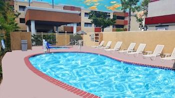 杭廷頓海灘凱富套房飯店 Comfort Inn & Suites Huntington Beach