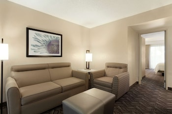 Suite, 2 Queen Beds, Accessible (Hearing Acc)