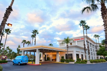 土桑機場歡朋飯店 Hampton Inn Tucson-Airport