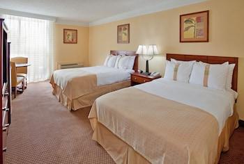 Room, 2 Double Beds, Smoking, Balcony