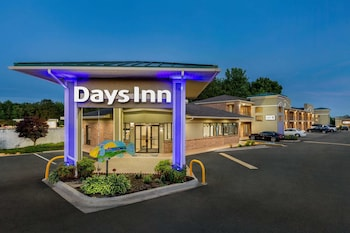 Days Inn by Wyndham Weldon Roanoke Rapids