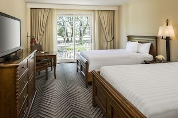 Room, 2 Double Beds, Balcony