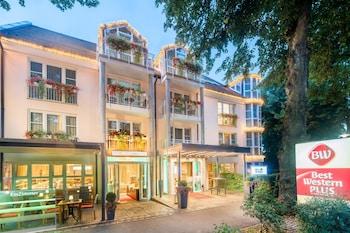 埃爾丁公園貝斯特韋斯特優質飯店 Best Western Plus Parkhotel Erding