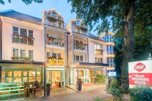 . Best Western Plus Parkhotel Erding