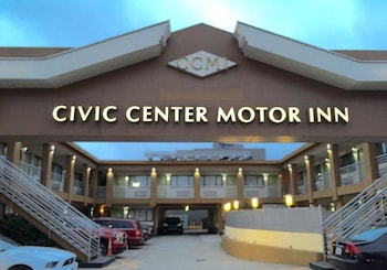 Hotel - Civic Center Motor Inn