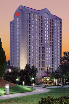 Hotel - Atlanta Marriott Suites Midtown