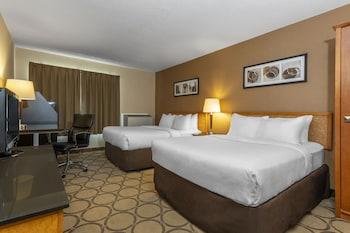 Standard Room, 2 Double Beds, Second Floor