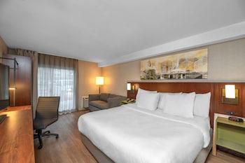Deluxe Room, 1 King Bed, Refrigerator, Ground Floor
