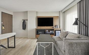 Room (2 Double Beds & Sofa bed, High Floor)
