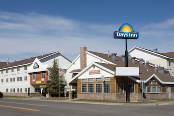 西黃石溫德姆戴斯飯店 Days Inn by Wyndham West Yellowstone