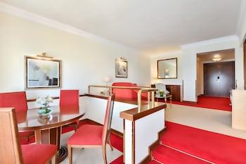 Executive Suite, 1 Bedroom, Balcony, Sea View