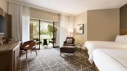 Oda, 2 Çift Kişilik Yatak, Sigara İçilmez (fairmont Room)