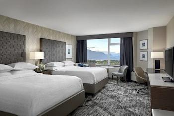 Deluxe Room, 2 Queen Beds, Non Smoking
