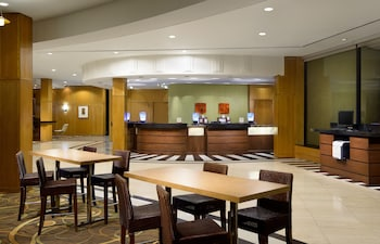 洛杉磯西邊拉迪森飯店 Hilton Los Angeles-Culver City