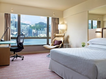 Deluxe Harbour View King Room
