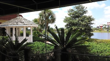 Gazebo at Maingate Lakeside Resort in Kissimmee